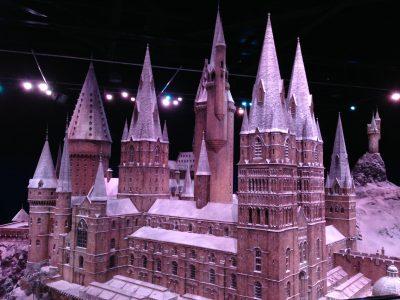 A lezione di magia: destinazione Hogwarts!