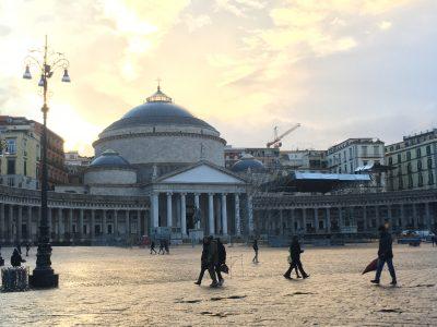 Napoli: viaggio e impressioni