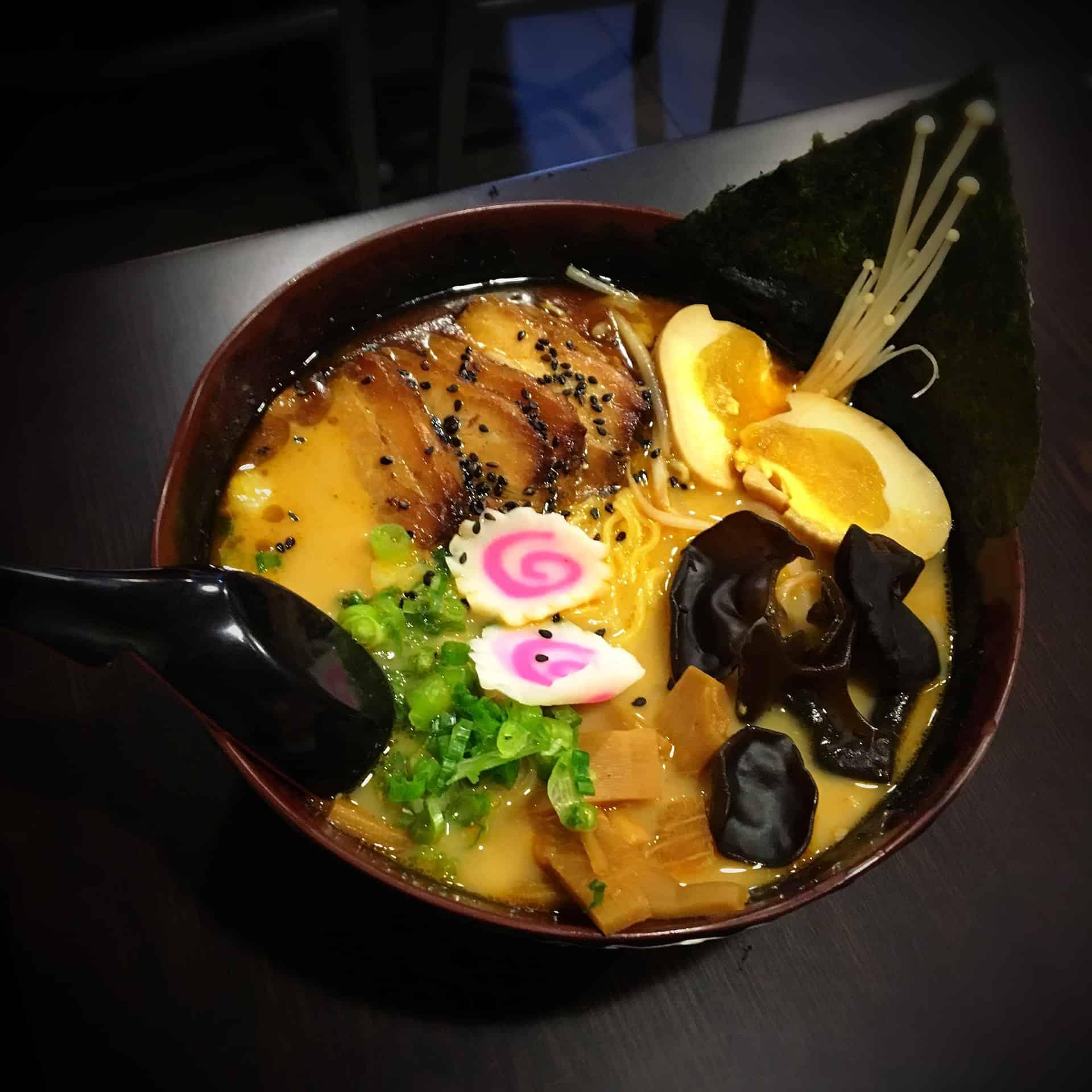 I ramen e il cibo nella cultura giapponese