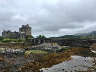 Il Castello di Eilean Donan, Il Castello di Eilean Donan, dov'è stato girato il film
