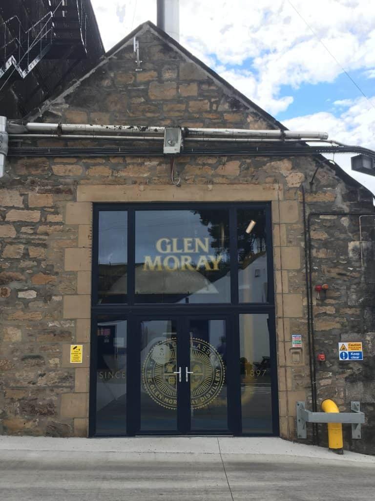 Distilleria di whisky Glen Moray