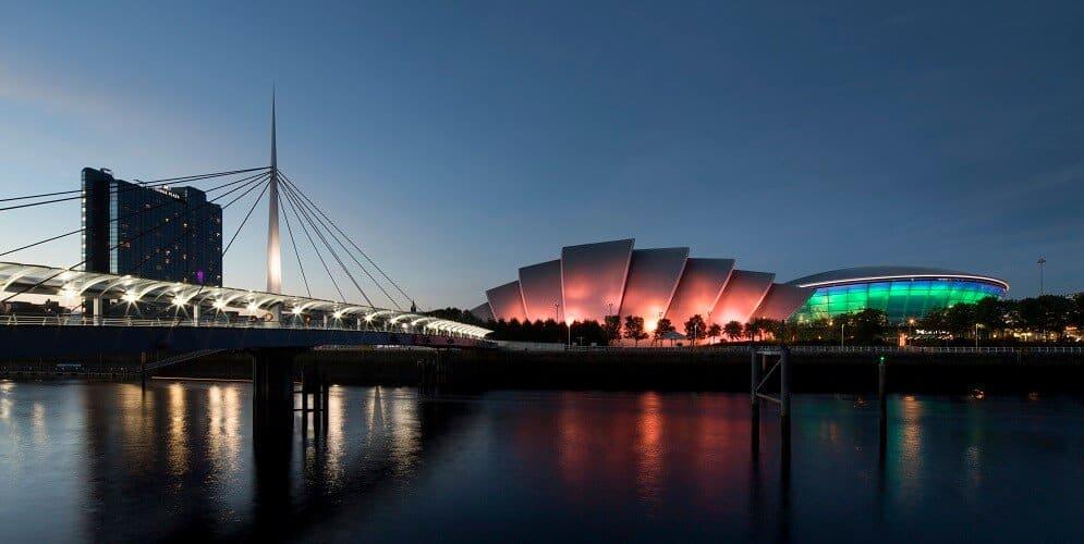 Il nuovo volto di Glasgow