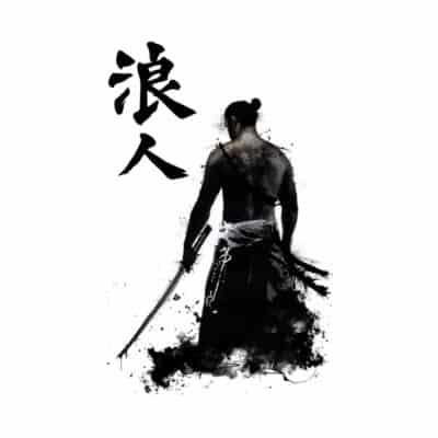 Samurai in meditazione