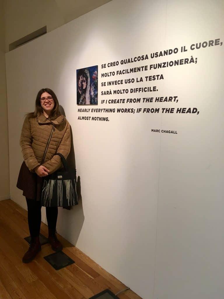 Mostra di Chagall Asti