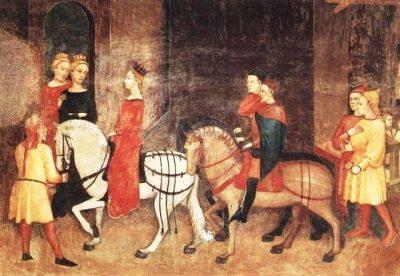 Viaggio nel Medioevo
