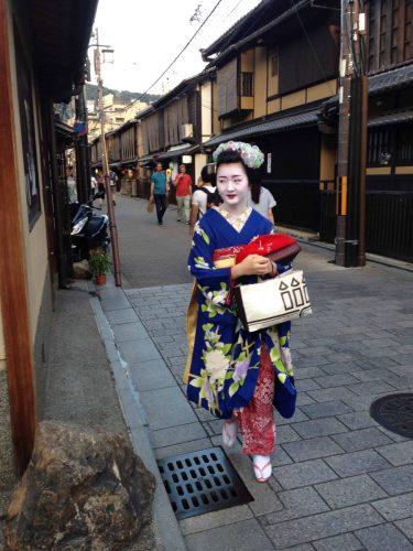 Il mondo segreto delle Geisha