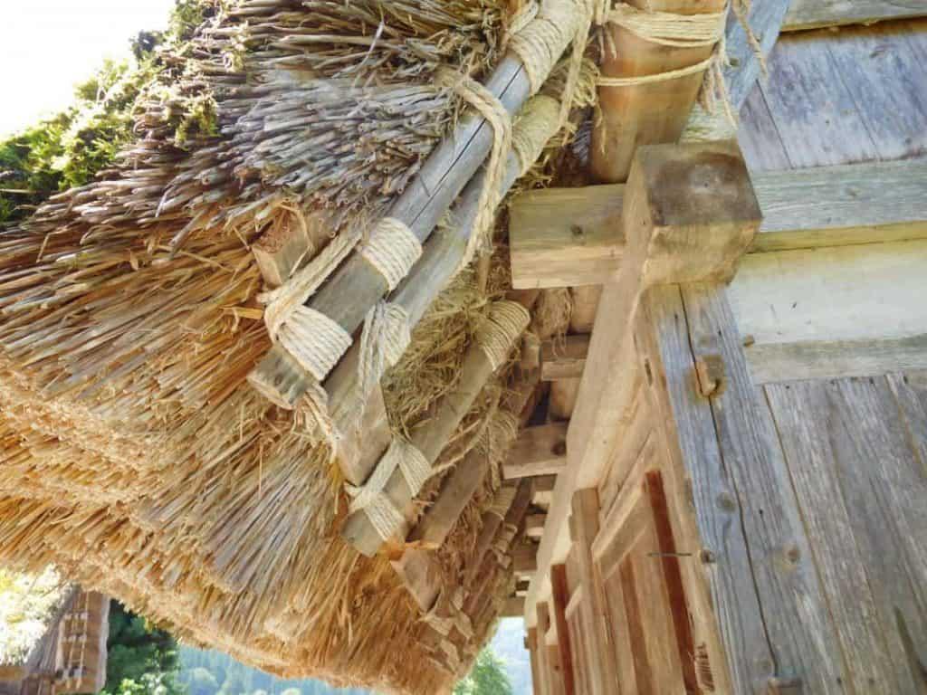 Shirakawago: tetti di paglia