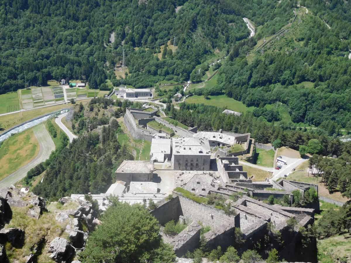Una giornata al Forte di Fenestrelle