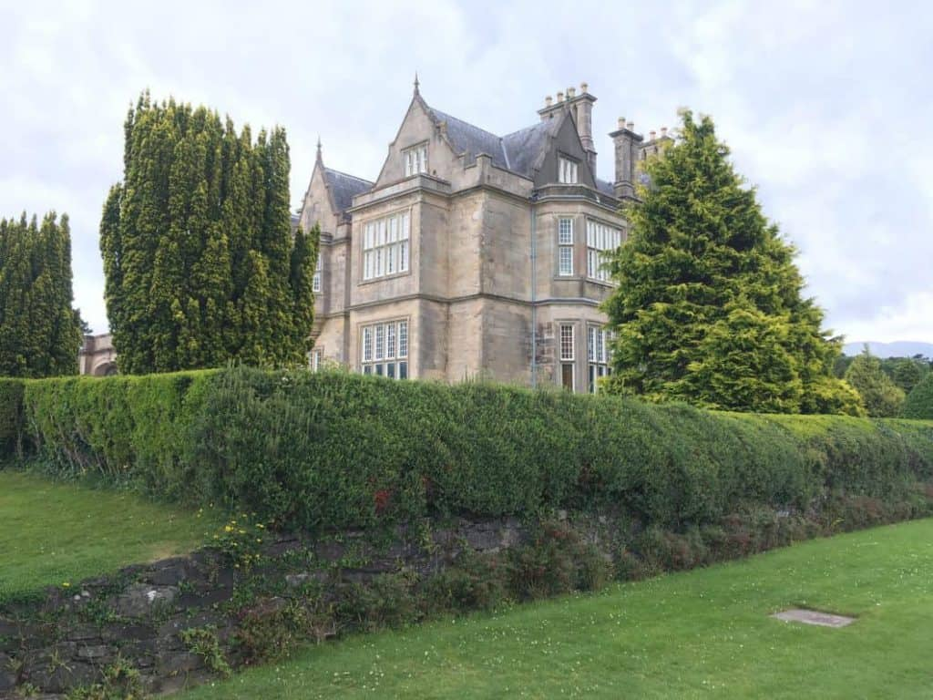 Residenza di Muckross House nel Ring of Kerry