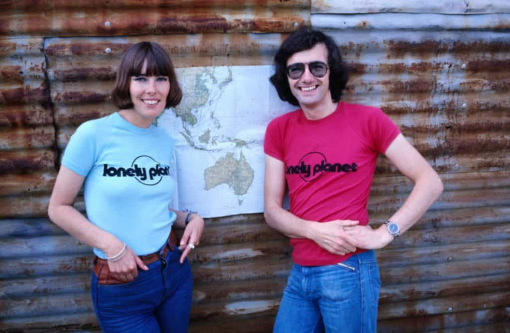 Tony e Maureen Wheeler Lonely Planet Story