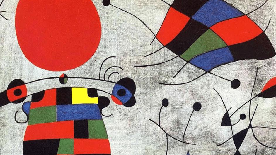 Sogno e colore fra le pennellate di Joan Mirò