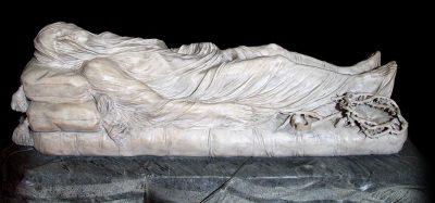 Quando una statua sembra respirare: il Cristo Velato