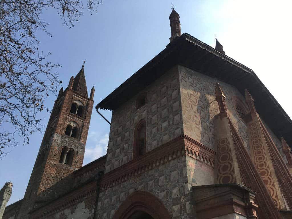 Sulle vie dei pellegrini: la Precettoria di Sant'Antonio di Ranverso
