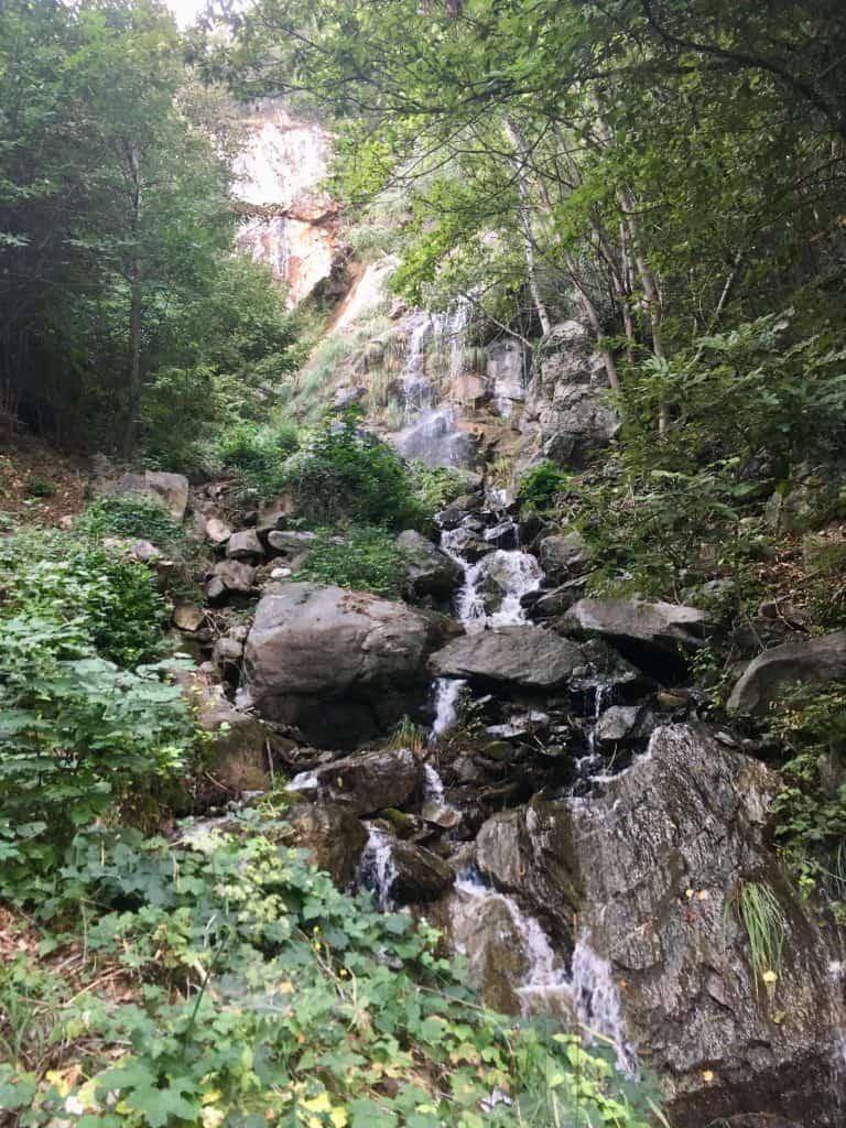 Cascata del Sentiero dei Gufi - Sempre pronta x partire