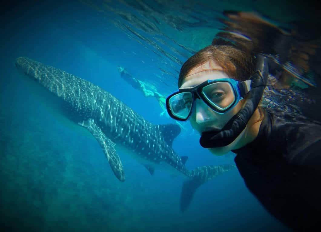 """Interviste itineranti: """"Nuotando fra i pesci delle Maldive"""" di Giulia Fedele"""