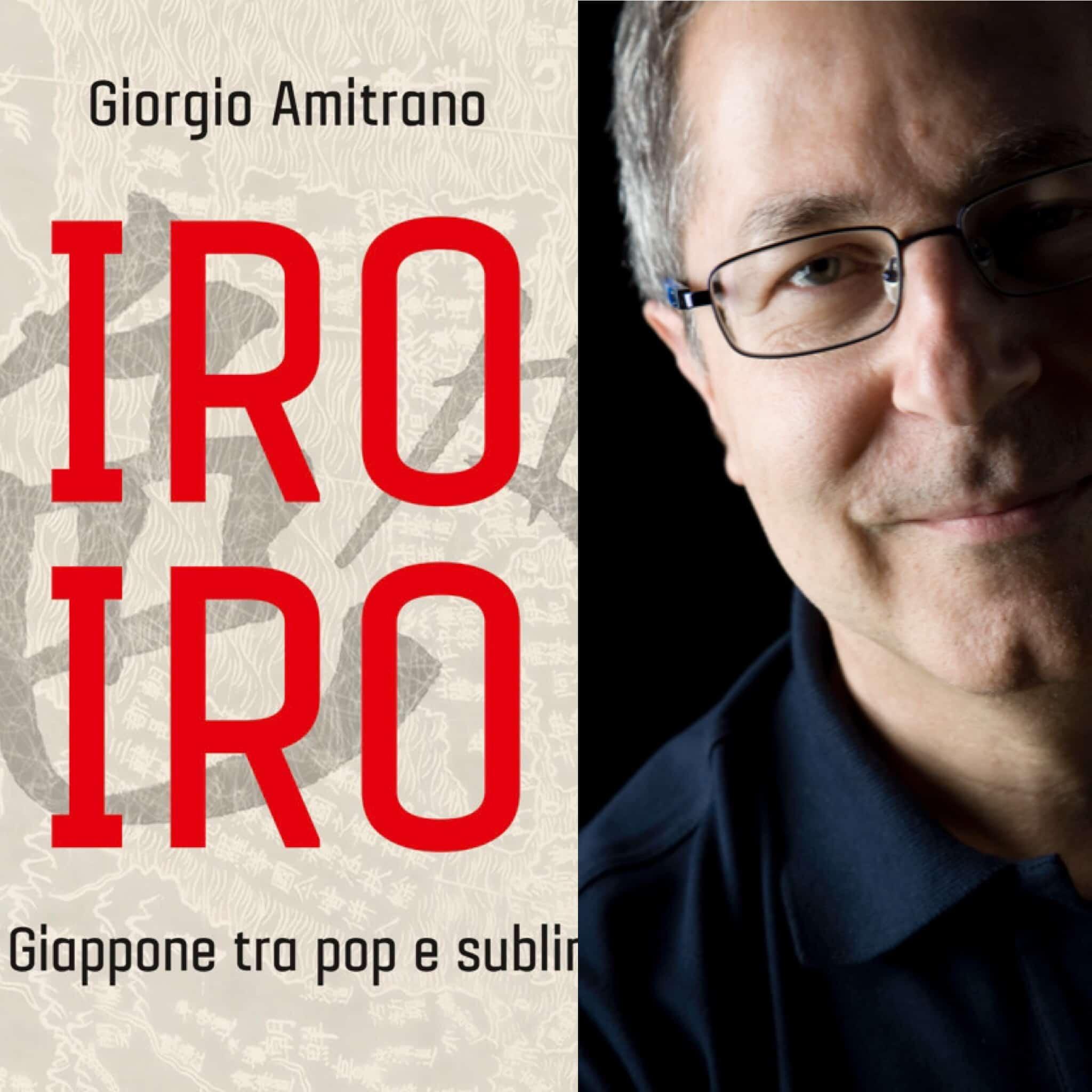 """Interviste itineranti con l'autore: """"Iro Iro"""" di Giorgio Amitrano"""