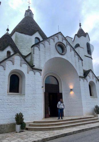 Chiesa a trullo di Alberobello