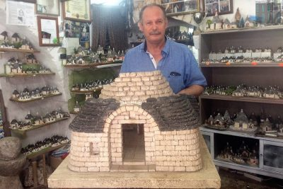 Giuseppe Maffei: l'artigiano dei trulli di Alberobello